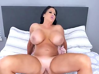 Milf squirt hd and big juicy white booty Angry Milf Fucking Her Stepcomrade s son Hard
